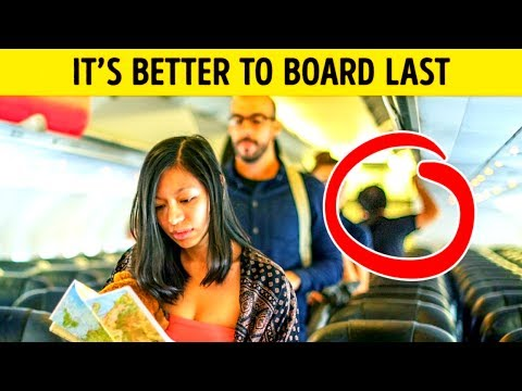 10 Flight Attendant Secrets You Don't Know About