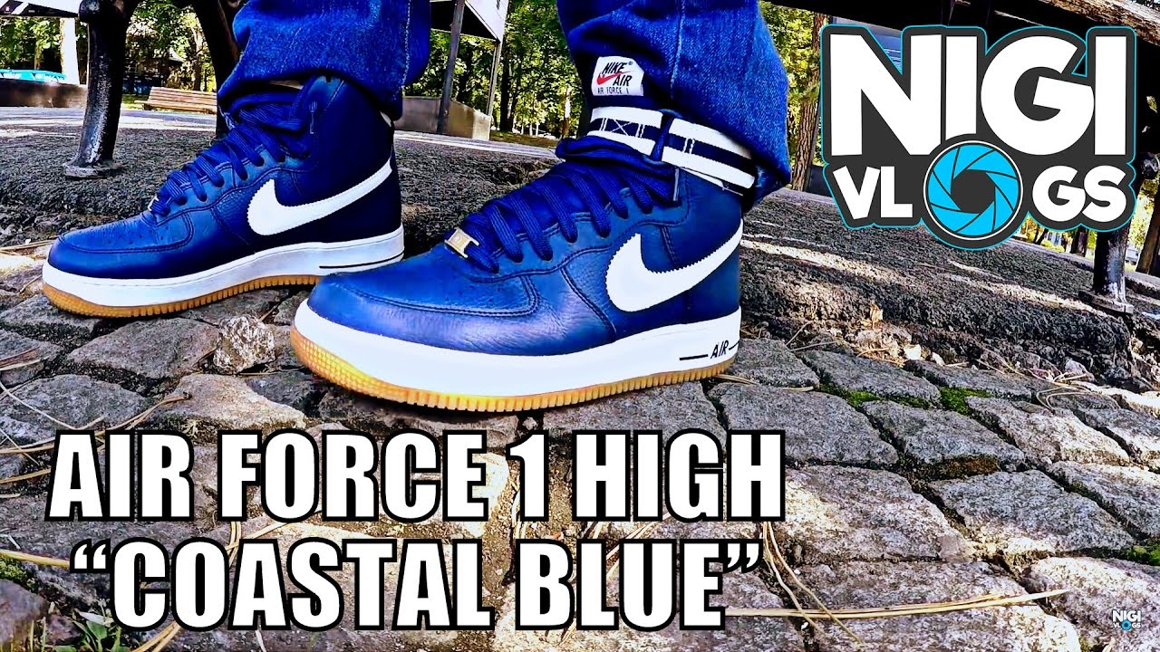 quality design e0fa0 00efa Nike Air Force 1 High  07