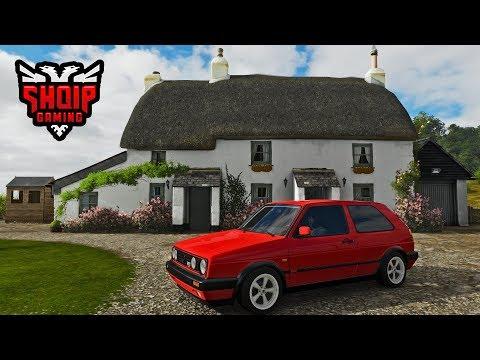 Golf 2sh Plako !! - Forza Horizon 4 SHQIP | SHQIPGaming