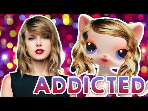 LPS: Addicted to Taylor Swift! (My Strange...