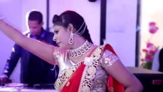 Tamil wedding Dance for darling dambakku and saree ke fall sa