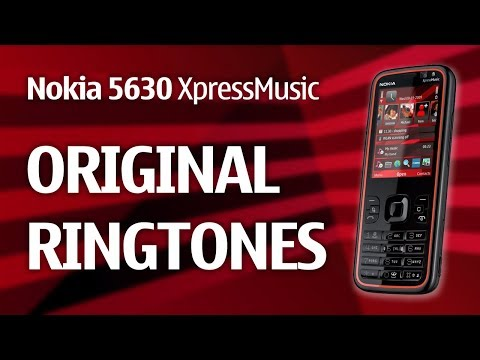 Nokia 5630 XpressMusic Ringtones (Original)