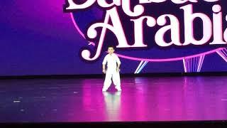 Ishaan's Dansation performance