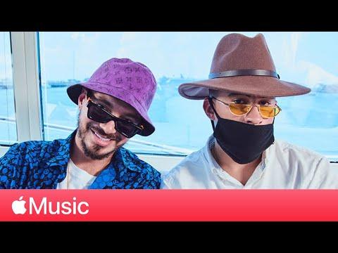 Download J Balvin and Bad Bunny: 'OASIS' Team Revelation   Apple  Mp4 baru