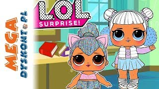 LOL Surprise & Shopkins • Szkoła LOL Surprise • bajki po polsku