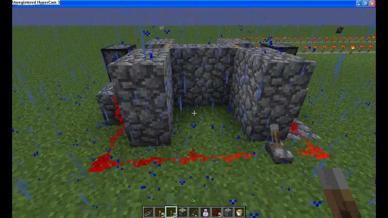Minecraft Tipps Und Tricks Bunkertür Deutsch YouTube - Minecraft spieletipps xbox 360