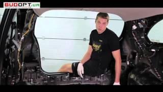 видео материалы для шумоизоляции автомобиля