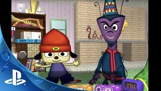 PaRappa The Rapper 2 - Gameplay Video 4 | PS2 on PS4