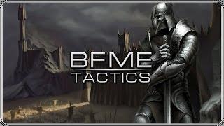 Установка Tactics - Властелин Колец: Битва за Средиземье 2 - Под Знаменем Короля-Чародея