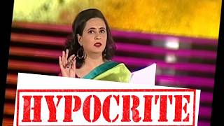 Hypocrisy of Sagarika Ghose Un-Censored Must Watch YouTube
