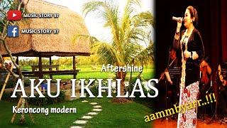 AKU IKHLAS Cover by keroncong modern