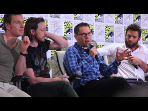 X-Men: Days of Future Past Exclusive Panel from Comic-Con 2013