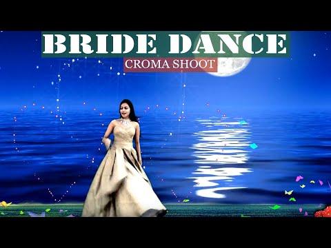 Bride Dance on |  Toota jo kabhi taara | wedding sangeet with graphics