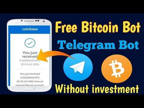 btc miner bot telegram como funciona