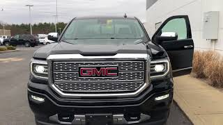 2018 GMC Sierra 1500 Denali Ultimate