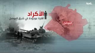 من هم سكان الموصل؟