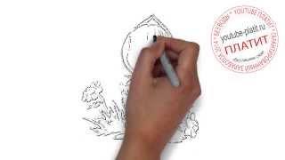 Рисуем машу и медведя поэтапно  Как нарисовать из мультика машу(как нарисовать машу, как нарисовать машу и медведя, как нарисовать машу поэтапно, как нарисовать машу каран..., 2014-08-01T08:07:57.000Z)
