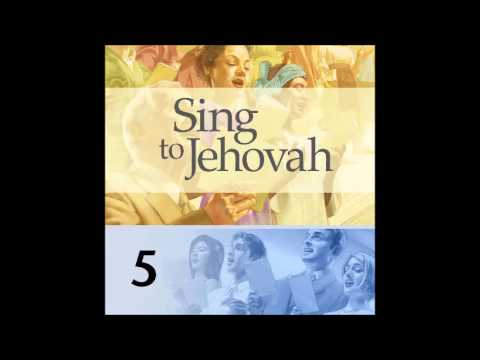 Sing to Jehovah--Vocal Renditions, Disc 5