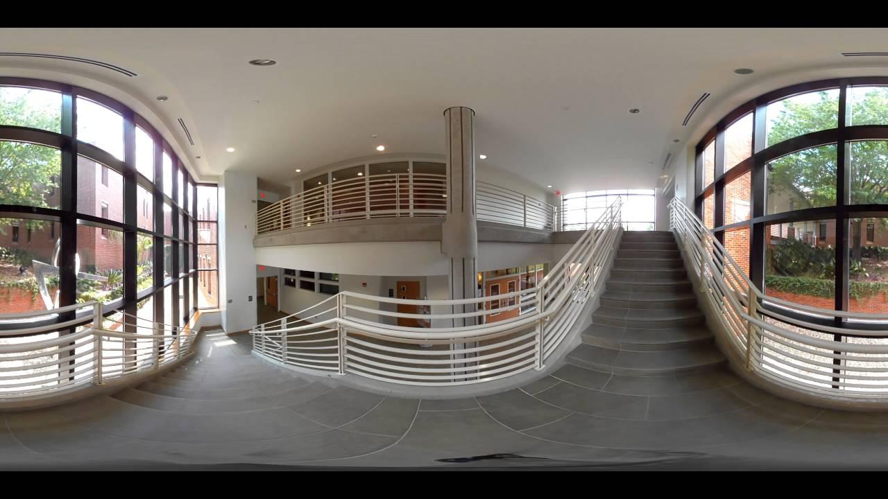 360 View Of Architectural Design Fsu Coe Stone Building Youtube
