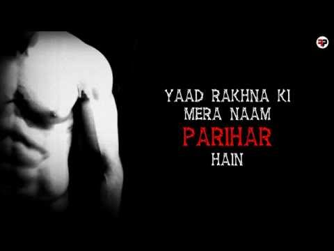PARIHAR | Produced by Somesh Kalyan | Official Song 2016