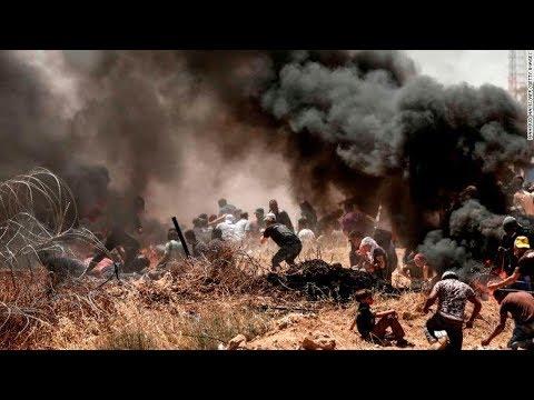 Israeli Troops Kill 61 Majority Unarmed Palestinians in Gaza