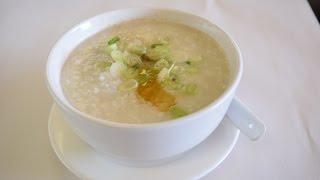 Spare ribs congee 排骨粥