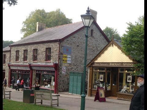 Visit to St Fagans Wales