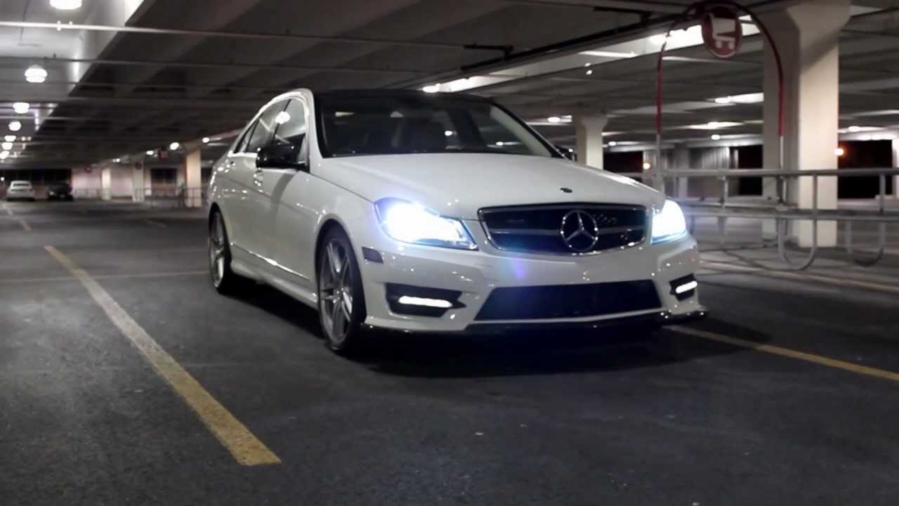 New Car Mercedes C300 Sport Mods Youtube