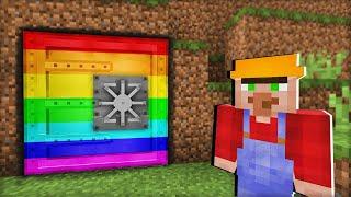 Я НАШЁЛ СОКРОВИЩА ВНУТРИ СЕКРЕТНОГО БУНКЕРА В МАЙНКРАФТ 100 ТРОЛЛИНГ ЛОВУШКА Minecraft