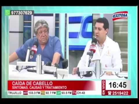 EXITOSA TV / MEDICOS EN ACCIÒN /JHERSON MENDOZA-IDERMA CAPILLAR
