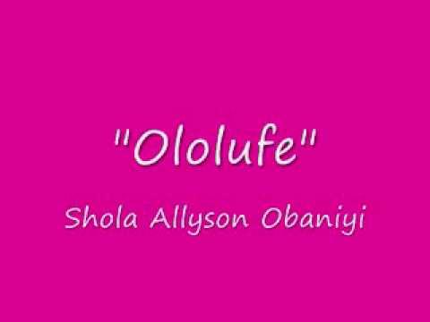 Shola Allyson Obaniyi - Ayanmo Ife (from Album -