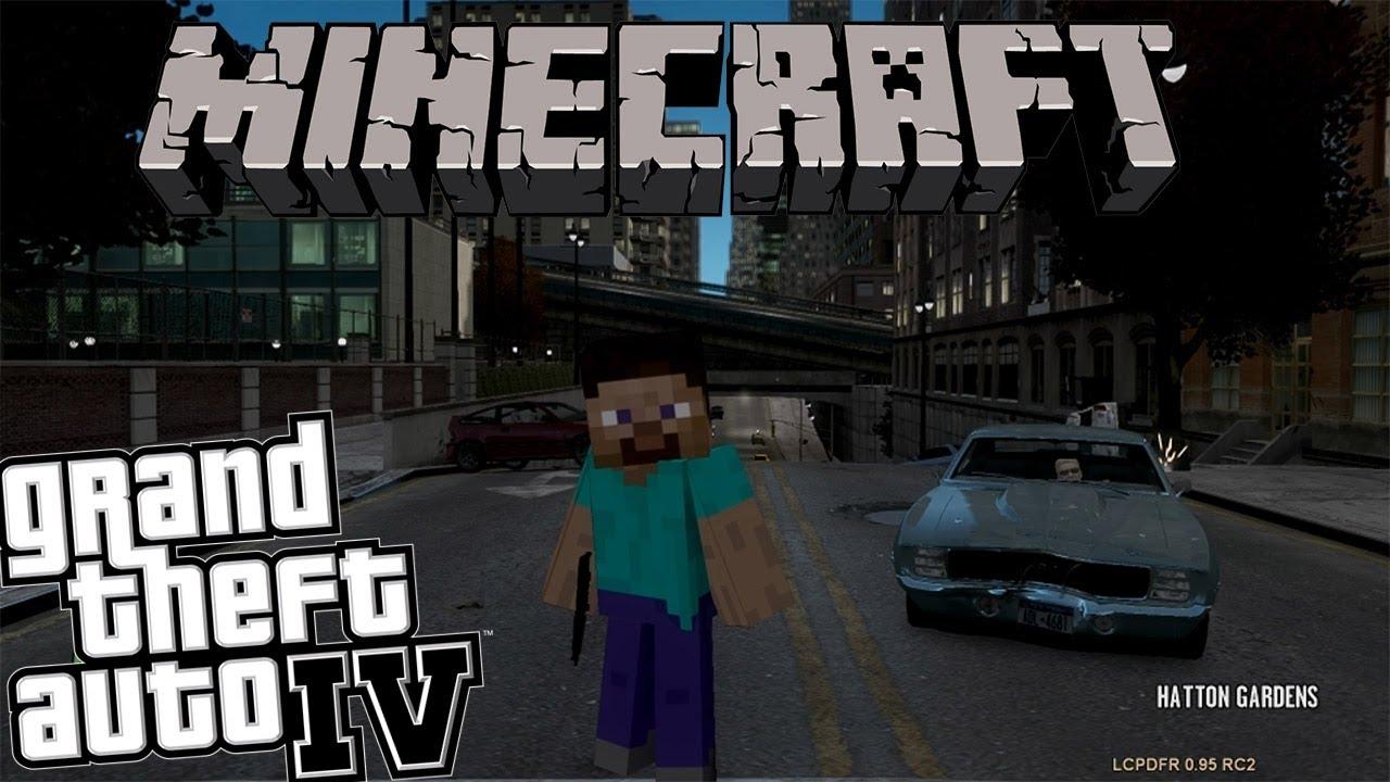 GTA 4 Zombie Infection Mod! - YouTube