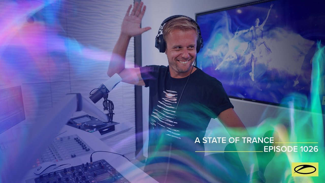 A State Of Trance Episode 1026 - Armin van Buuren ( @A State Of Trance )