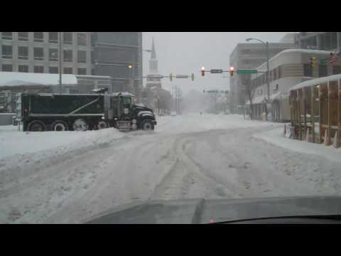 2010 Blizzard - First Drive
