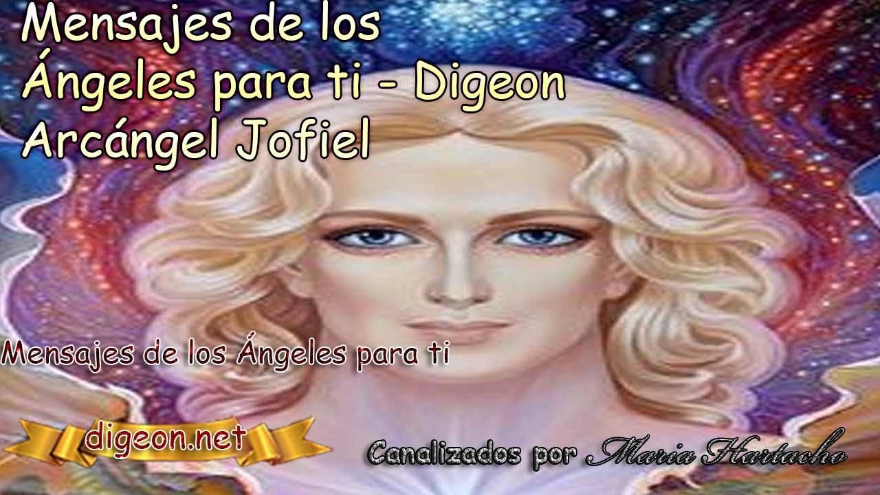 💌 MENSAJES DE LOS ÁNGELES PARA TI - DIGEON 12 de Agosto - Arcángel Jofiel 💌
