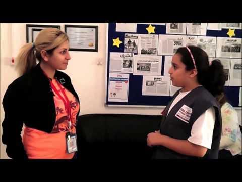 Al Hikma (Mamoura) School News Report 2 - Teacher of Month