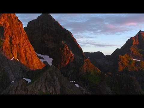NYC Drone Film Festival: An Aerial Perspective of Nordland