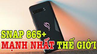 CHÍNH THỨC : ROG Phone 3 Snap 865+ là Gaming Phone mạnh nhất thế giới bây giờ