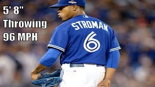 MLB Short Pitchers Who Throw Really Fast