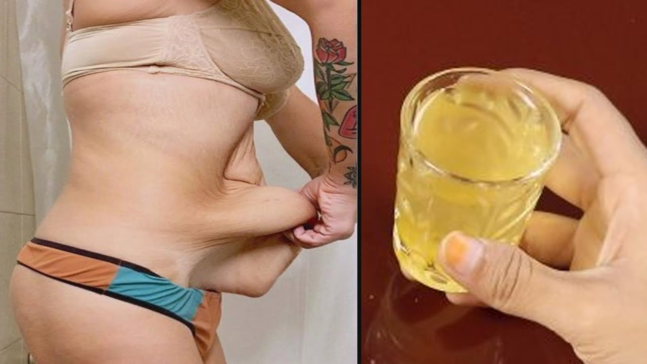 How to lose abdominal fat in 5 days with option: There is no strict diet not a workout!