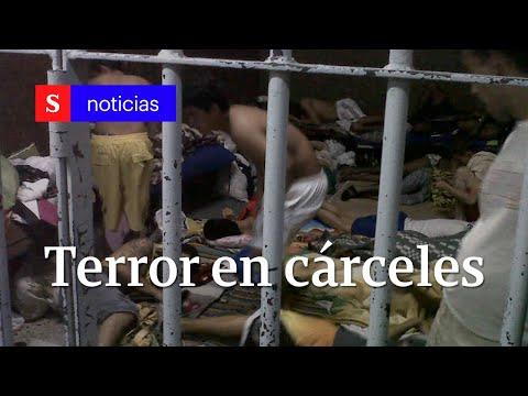 El terror en las cárceles de Colombia por el primer amotinamiento en cuarentena | Semana Noticias