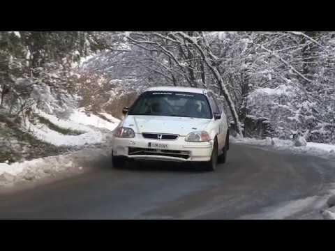 CBS CARBOSPED Mikuláš Rally forever 2017 | 72 | František Andrys - Karel Zima