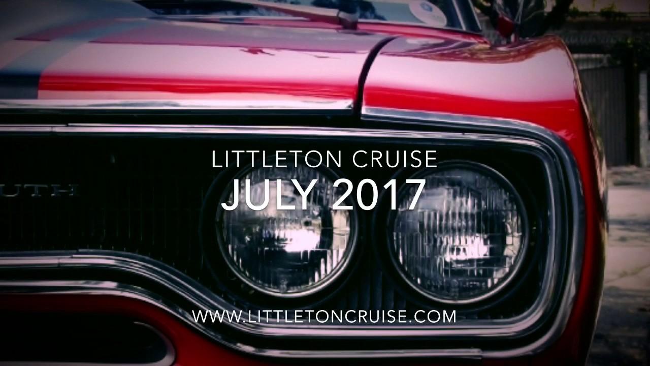 July Littleton Cruise Colorado Classic Car Cruise Muscle - Littleton car show