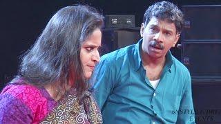 Surabhi Stage Show 2017 | മണിച്ചിത്രത്താഴിലെ നാഗവല്ലിയായി പാത്തുമ്മ  | Award Stage  Shows