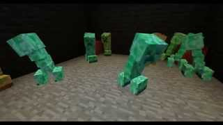 DiscoCreeper Mod para Minecraft 1.7.2