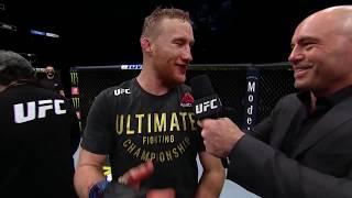UFC 249: Гэтжи vs Фергюсон - Слова после боя