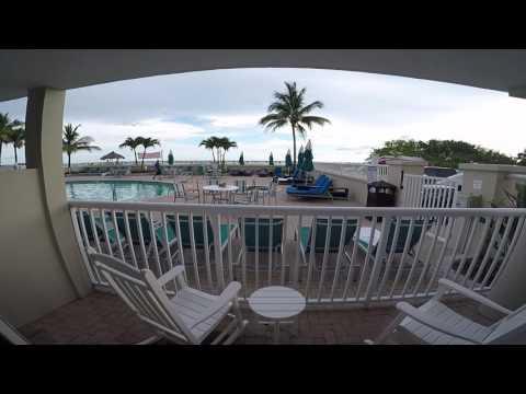 Lido Beach Resort Room 141 Tour