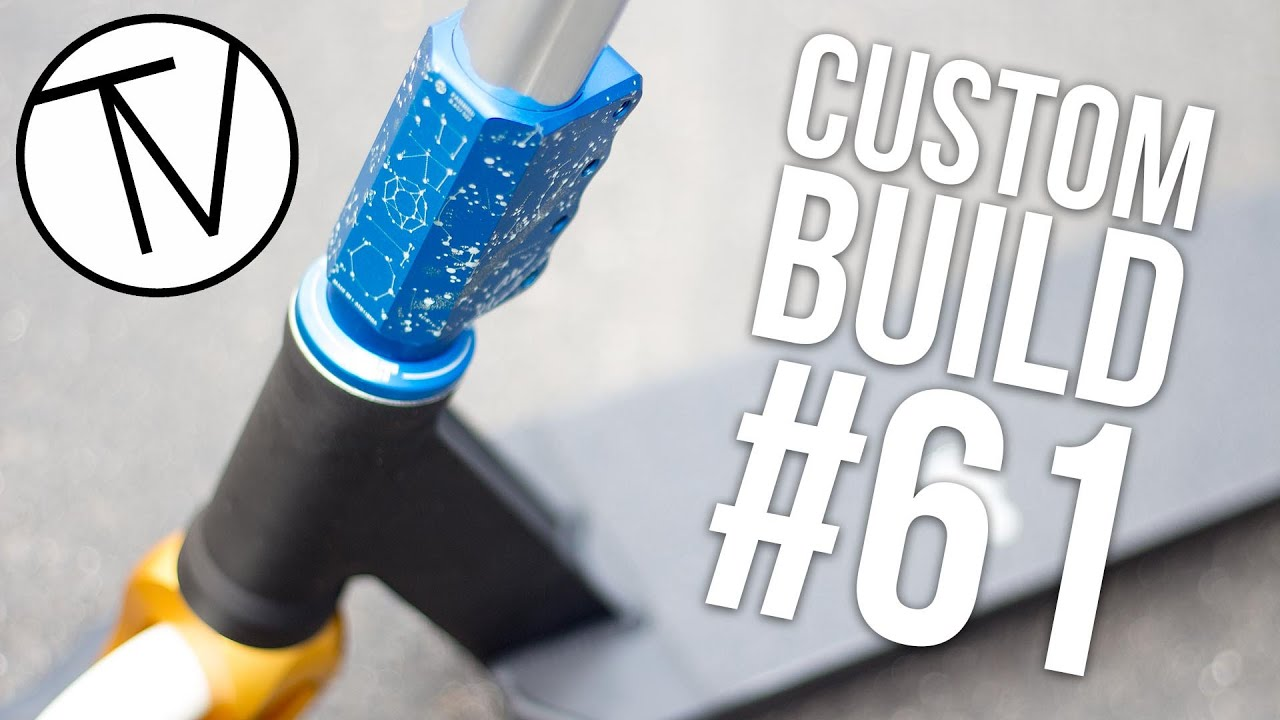 Custom Build #61 │The Vault Pro Scooters - YouTube