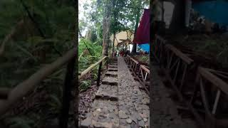 Trip to Situ Gunung Suspension Bridge Part 13