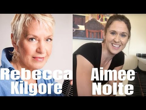 Aimee Live With Special Guest, Rebecca Kilgore